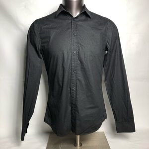 Armani Exchange Mens Button Down Shirt